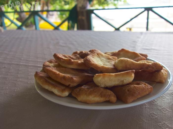 cocnut pancakse