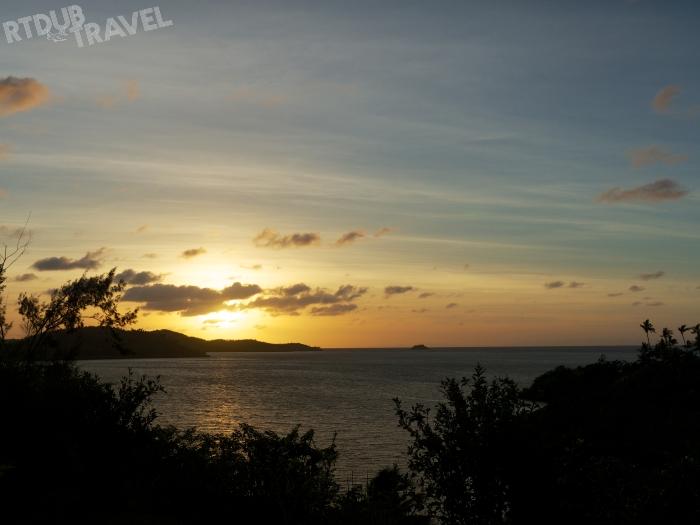 sunrise photo at BOP