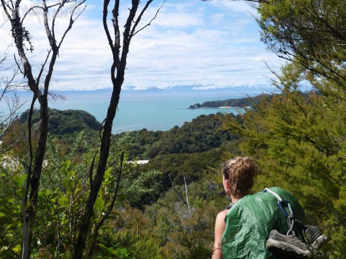 Abel Tasman day 2 4