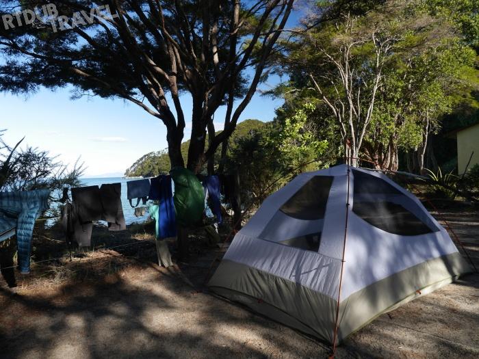 Abel Tasman day 2 7