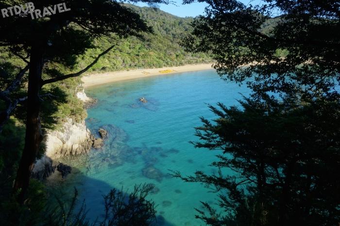 Abel Tasman day 2 cont 3