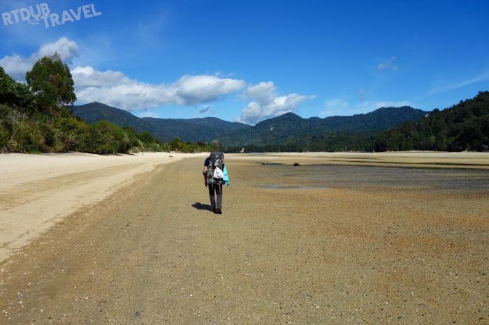 Abel Tasman day 2 cont 7