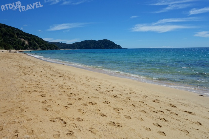 Abel Tasman day 2 cont 9