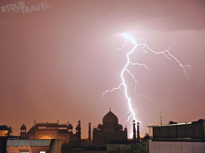 tah lightning